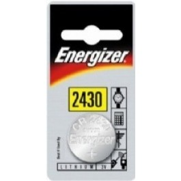 ENERGIZER LITHIUM CELL - CR2430