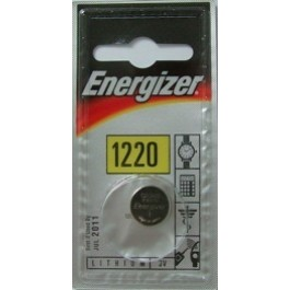 1 X ENERGIZER LITHIUM - CR1220