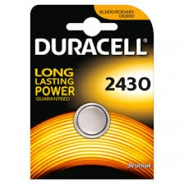 DURACELL LITHIUM CELL - CR2430