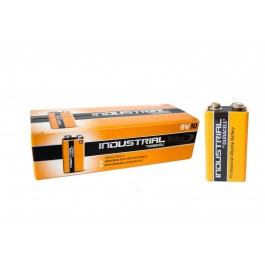 1 X DURACELL INDUSTRIAL PROCELL 9V, MN1604, 6LR61 BATTERY