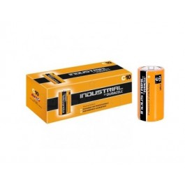 1 X FULL BOX OF 10 DURACELL Industrial PROCELL C SIZE, MN1400