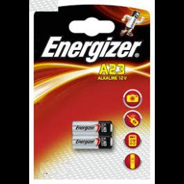 2 X ENERGIZER A23, LRV08 BATTERY