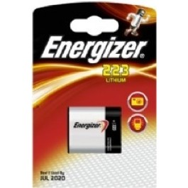 ENERGIZER 223 LITHIUM BATTERY