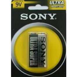 1 X SONY 9V BATTERY