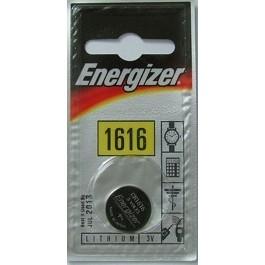 1 X ENERGIZER LITHIUM - CR1616