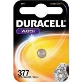 DURACELL SR626SW (377) WATCH BATTERY