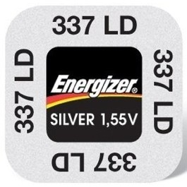 ENERGIZER SR416SW (337) WATCH BATTERY