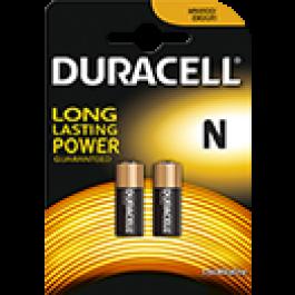 2 X DURACELL LR1 (N) 1.5V ALKALINE BATTERY