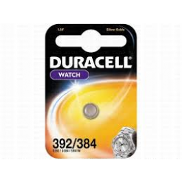 Duracell 392/384