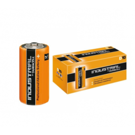 1 X FULL BOX OF 10 DURACELL INDUSTRIAL PROCELL D SIZE, MN1300