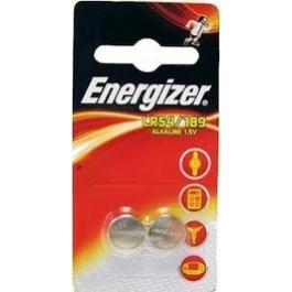 2 X ENERGIZER LR54 189 LR1130 AG10 ALKALINE 1.5 V CELL BATTERIES