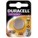 DURACELL CR2032 LITHIUM BATTERY